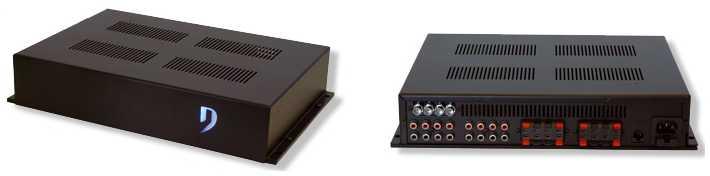 Amplificatore - DAMPLI01