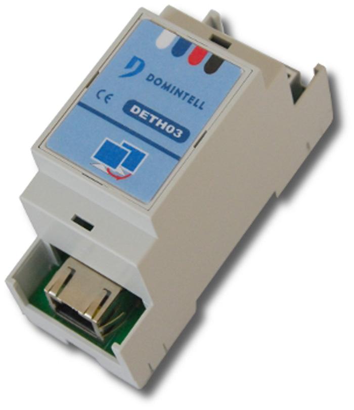 Modulo Ethernet telegestione - DETH03