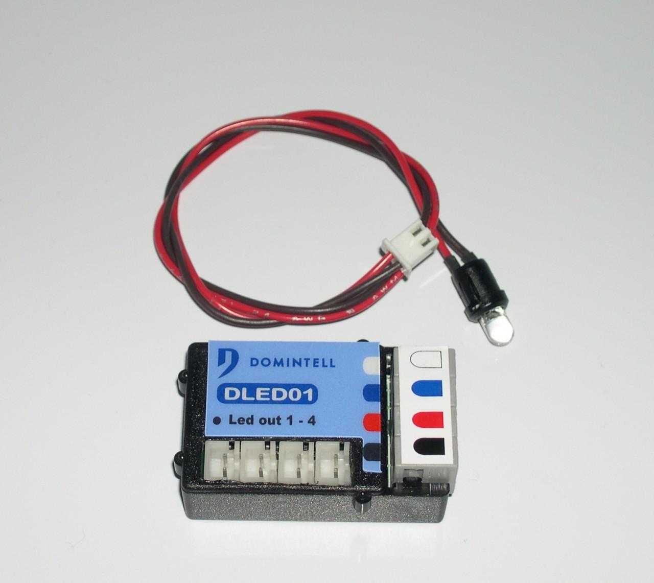 Modulo 4 LED - DLED01