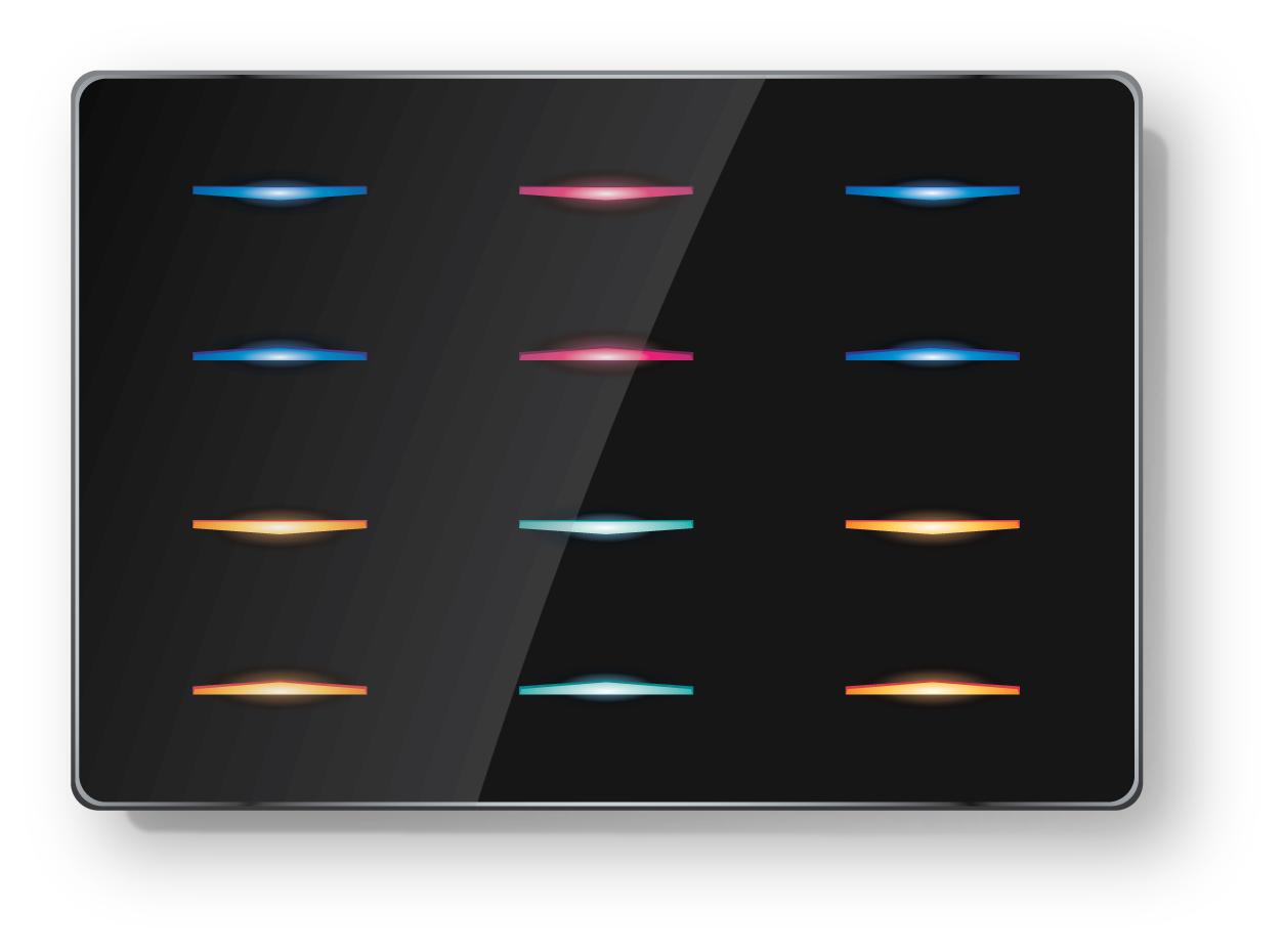 Rainbow Line DPBRxx
